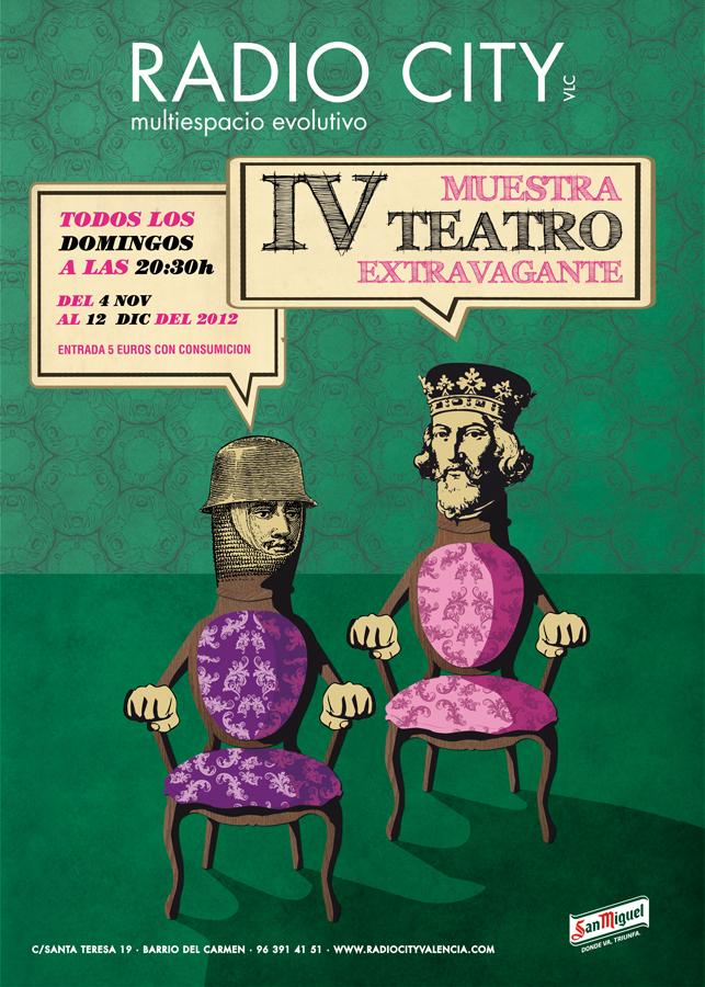 Teatro extravagante