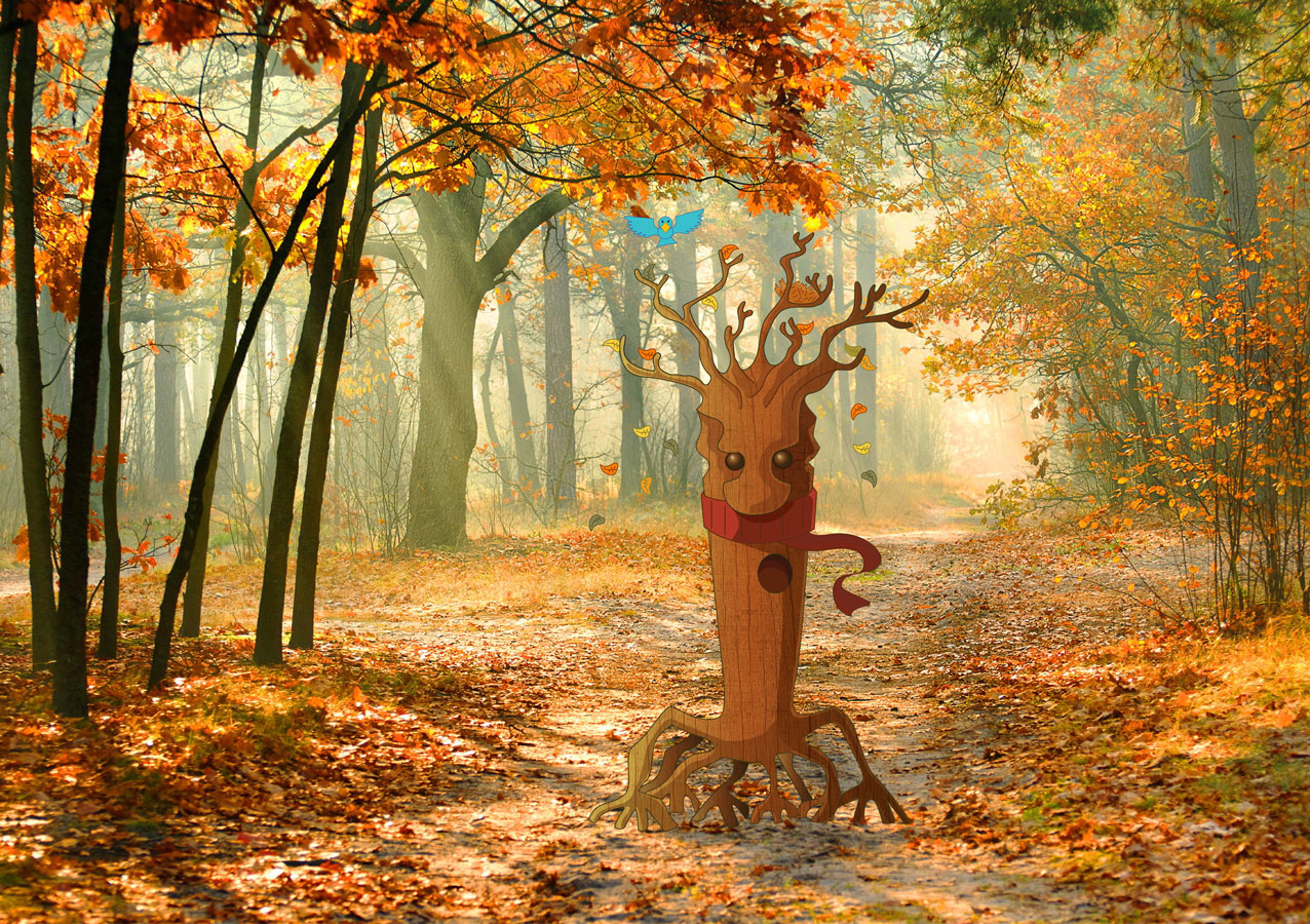 Troll del bosque