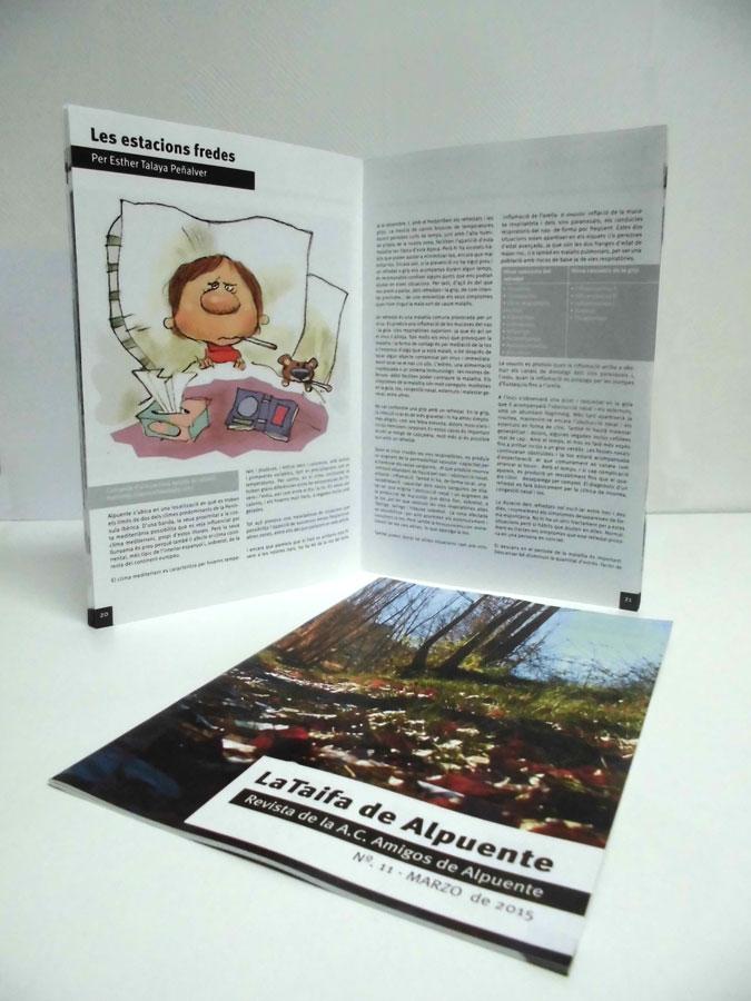«La Taifa» magazines