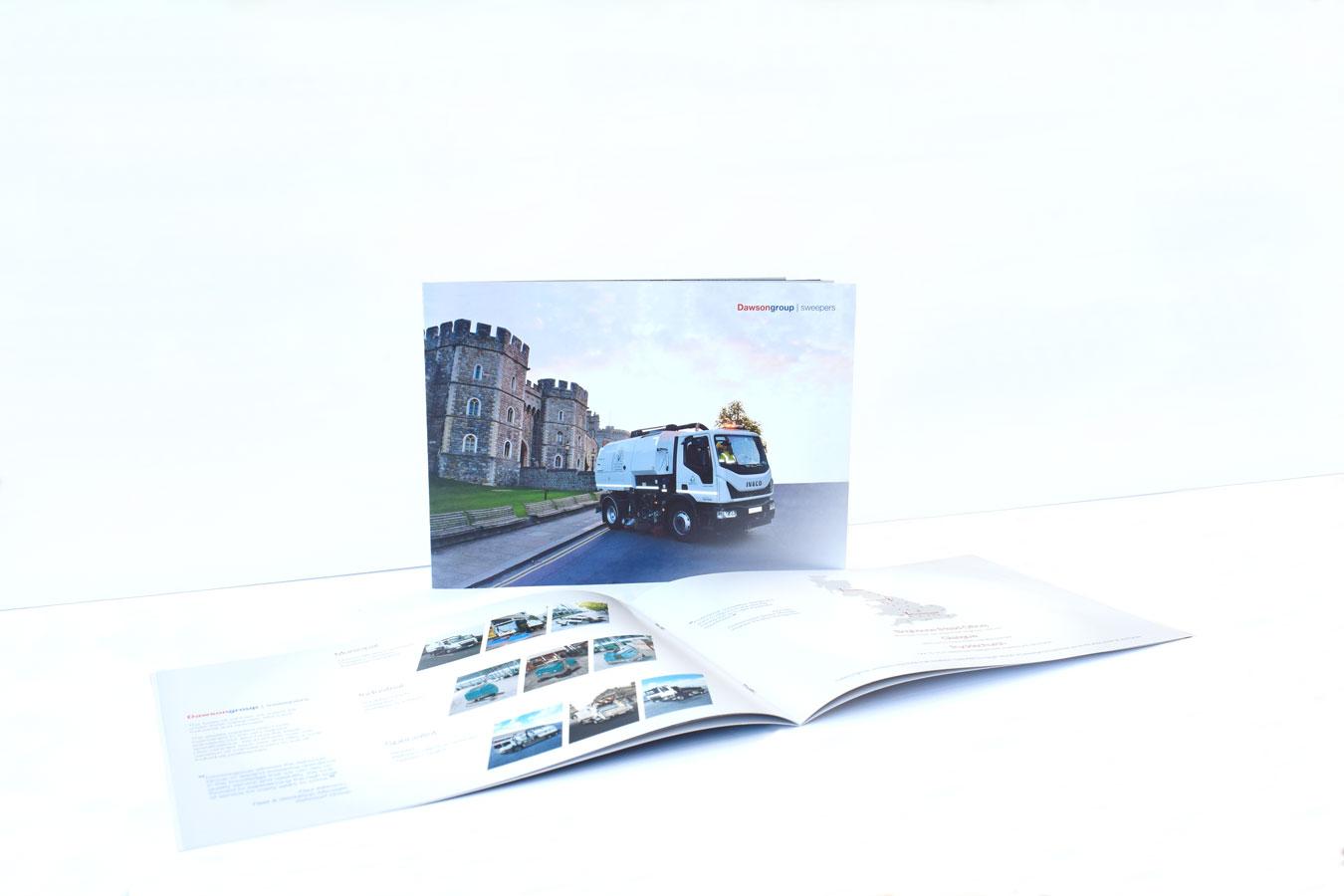 Sweepers brochure