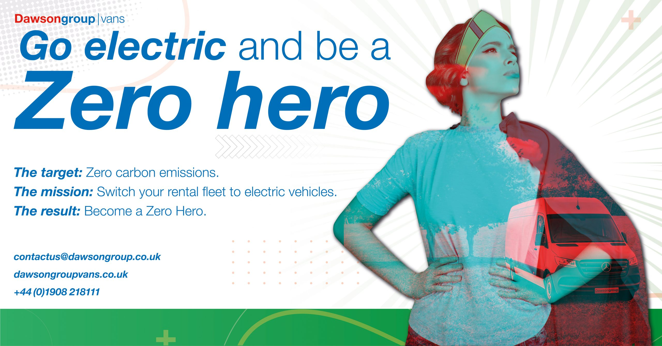 Go electric and be a zero hero 2