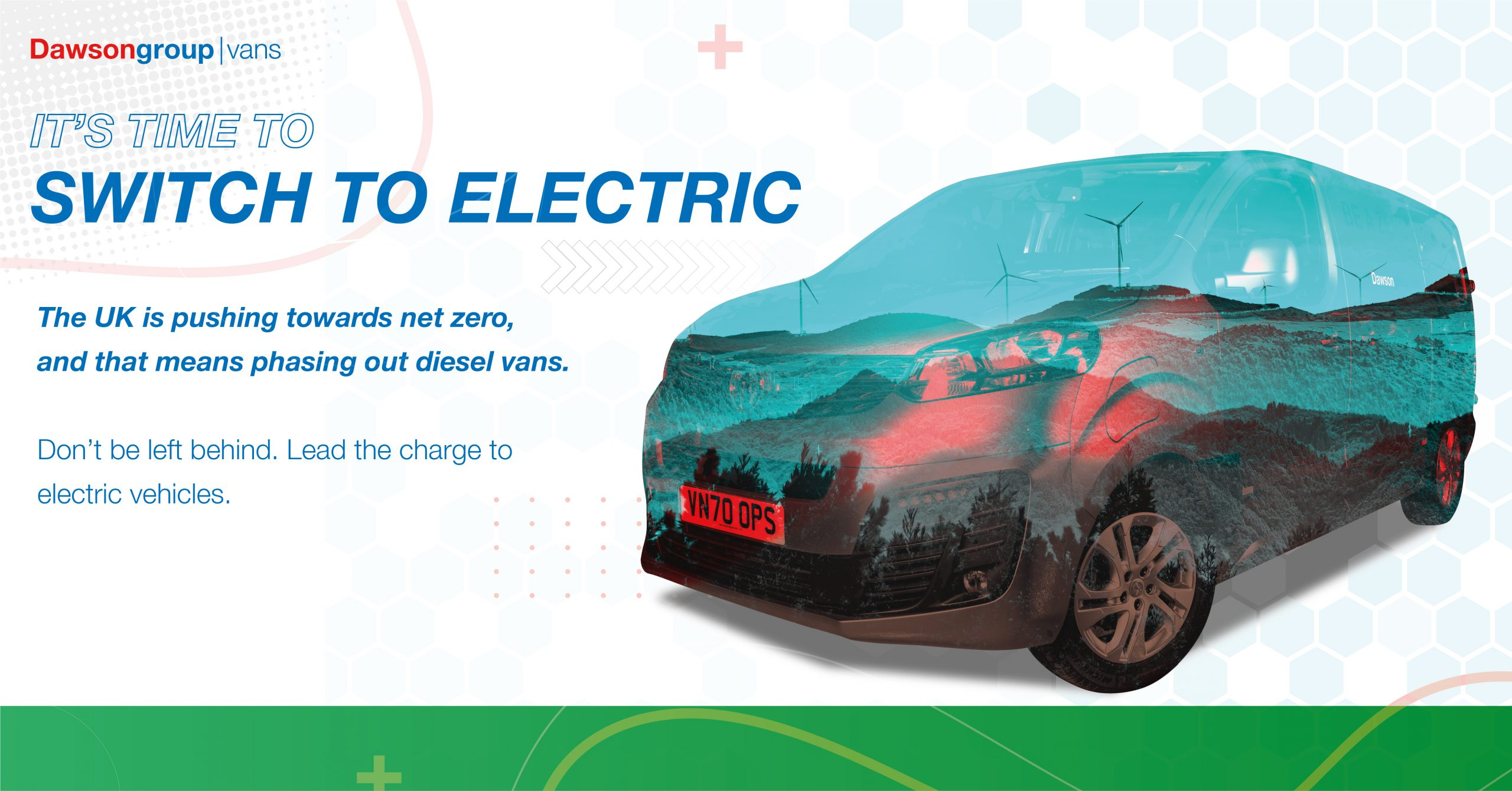 It's time to switch to electric