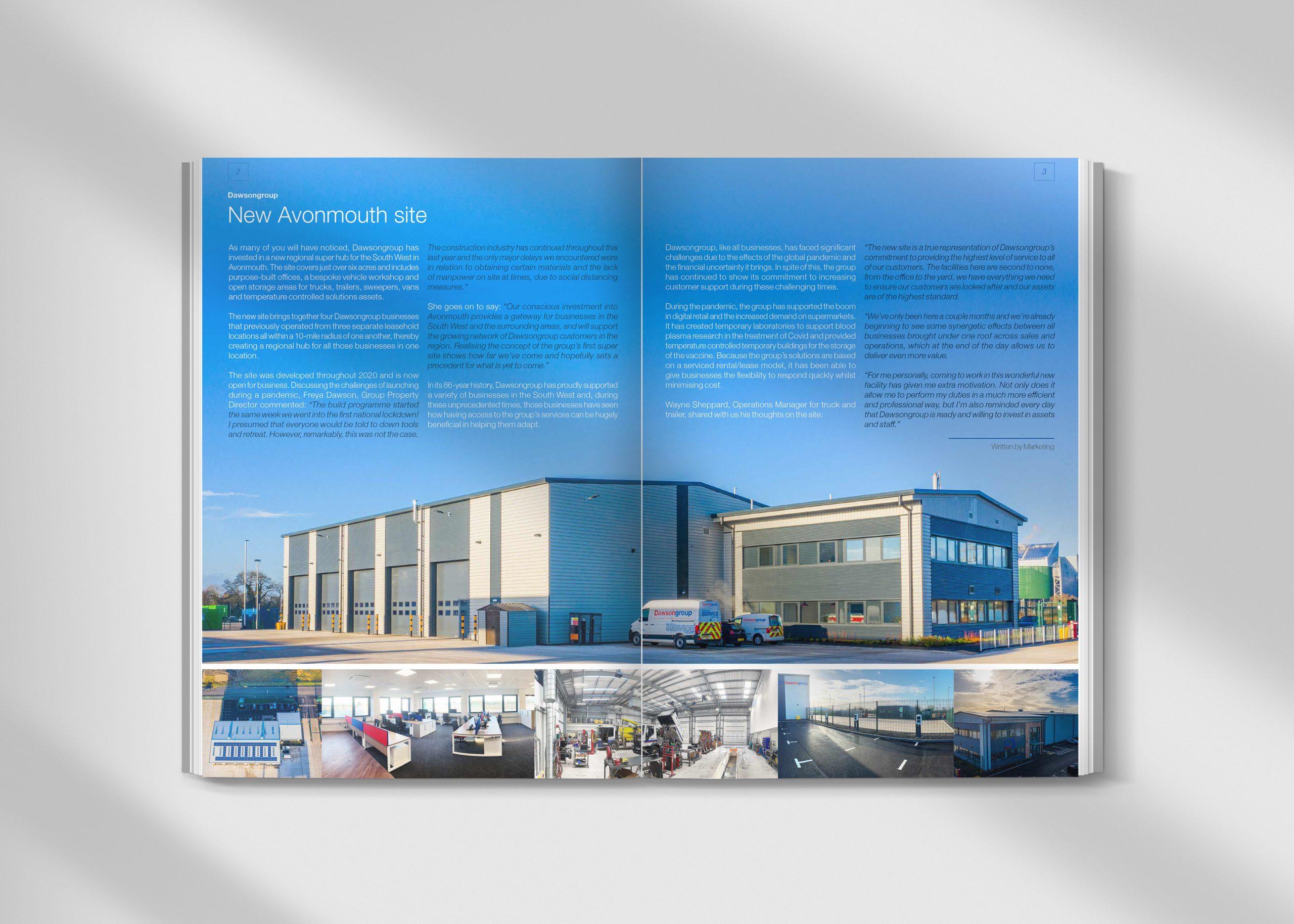 Vision XVIII, magazine